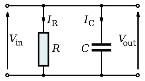 capacitor rc filter capacitor parallel filter 28 images file rc parallel filter with i labels svg notes on the