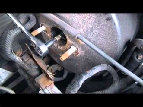 ford brake booster pushrod length adjustment youtube