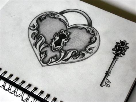 heart locket by precincts on deviantart