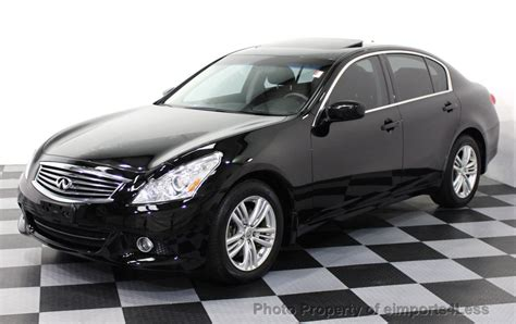 infiniti g37x mpg 2013 used infiniti g37 sedan certified g37x awd sedan bose