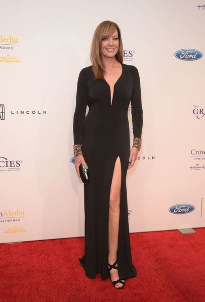 Dress Allison allison janney evening dress newest looks stylebistro