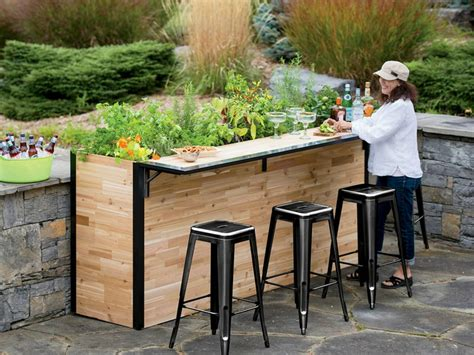 backyard grilling clever ideas for a practical outdoor grilling area