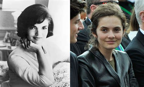 celebrity lookalike jackie kennedy s granddaughter is her this budding comedian s famous family the new daily