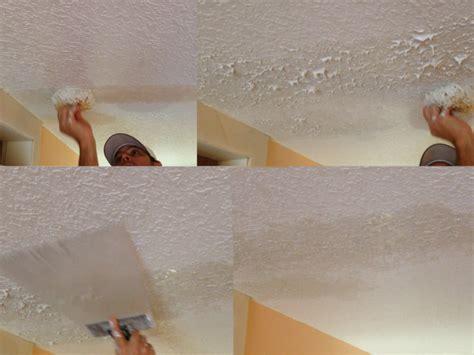 sponge  match knockdown texture   ceiling