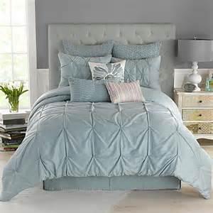 anthology whisper comforter set in spa bed bath amp beyond 12 pc reversible elizabeth queen master bedroom luxury