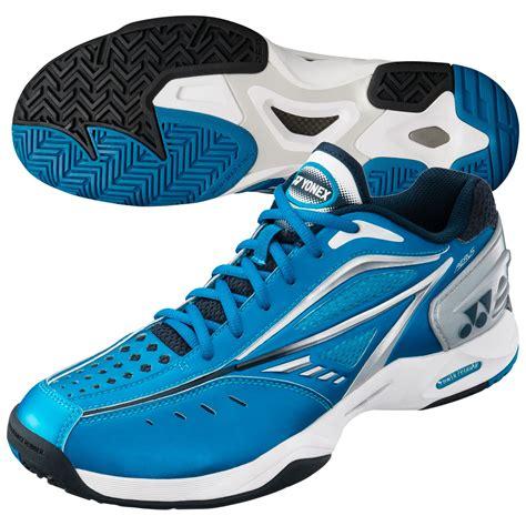Sepatu Badminton Yonex Power Cushion Aerus Mens New 2017 yonex sht power cushion aerus mens tennis shoes