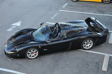 maserati california unique black maserati mc12 for sale in california