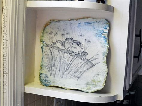How To Make Decoupage Waterproof - 207 best images about mod podge it on
