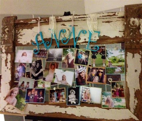picture board ideas senior board display my style pinterest