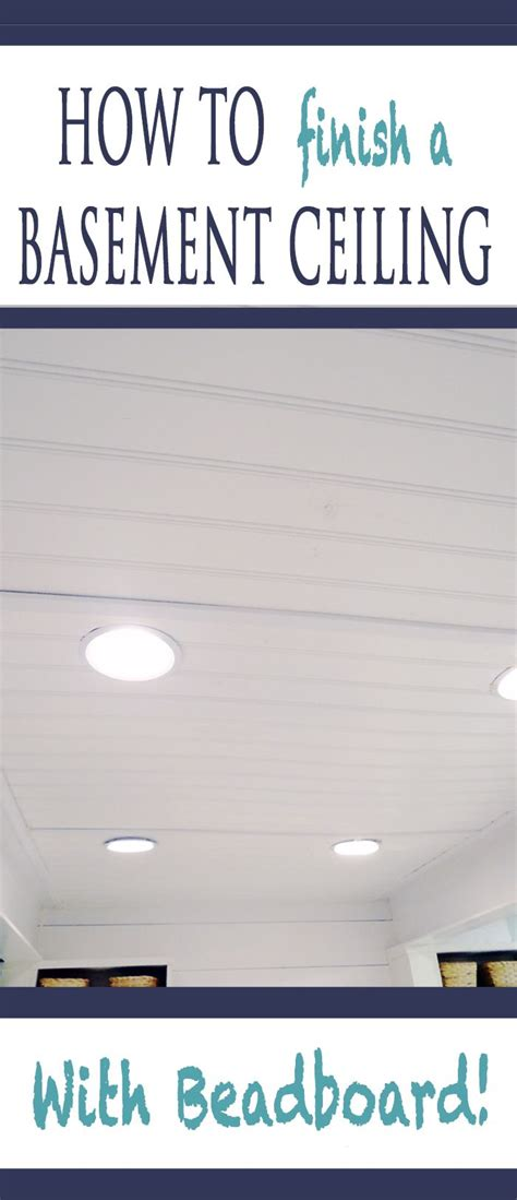 how to finish basement 25 best ideas about basement ceilings on