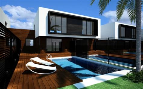 fotos casas de co im 225 genes bonitas de fachadas de casas modernas