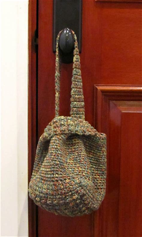 crochet pattern japanese knot bag ravelry japanese knot project bag pattern by julie