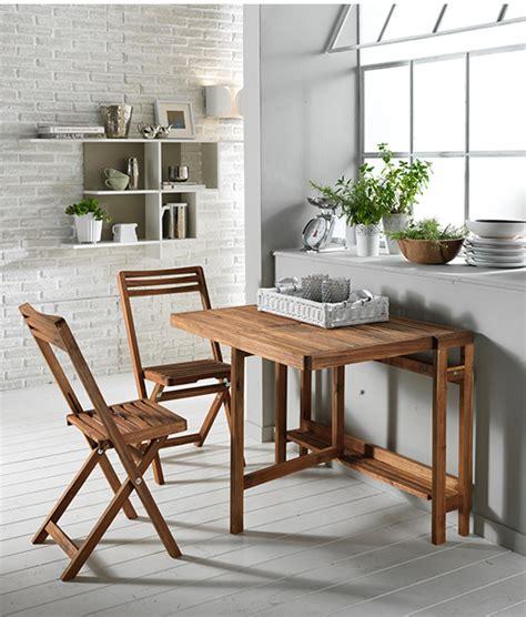 tavoli pieghevoli da interno tavolo pieghevole 2 sedie in legno salvaspazio per