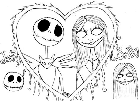 coloring pages the nightmare before christmas nightmare before christmas coloring pages to print