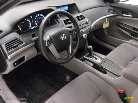 2011 Honda Accord Interior by Gray Interior 2011 Honda Accord Lx P Sedan Photo 38312395