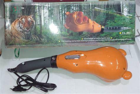 Alat Pijat Tiger Paw jual alat pijat tiger 3 kepala far infrared serbada shop