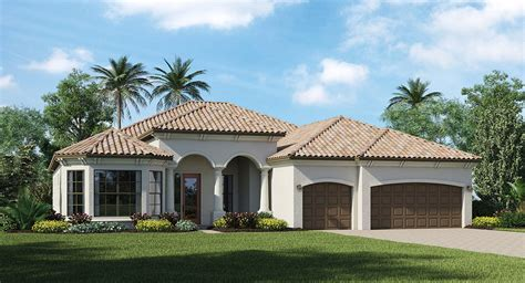 bridgewater at lakewood ranch estate homes new home