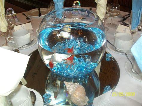 wedding centerpieces with fish 25 best ideas about goldfish centerpiece on fish bowl centerpieces fish wedding