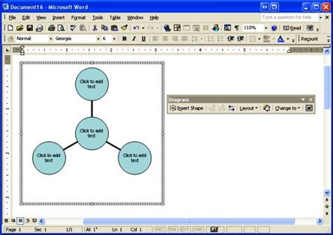 how do you make a diagram create sophisticated professional diagrams in microsoft