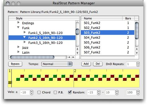 realstrat pattern library test of musiclab s realstrat real fake strat audiofanzine
