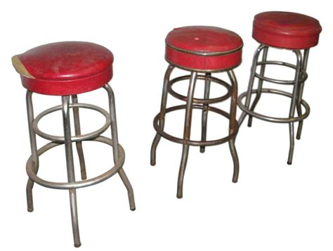 old metal bar stools vintage metal bar stool olde good things