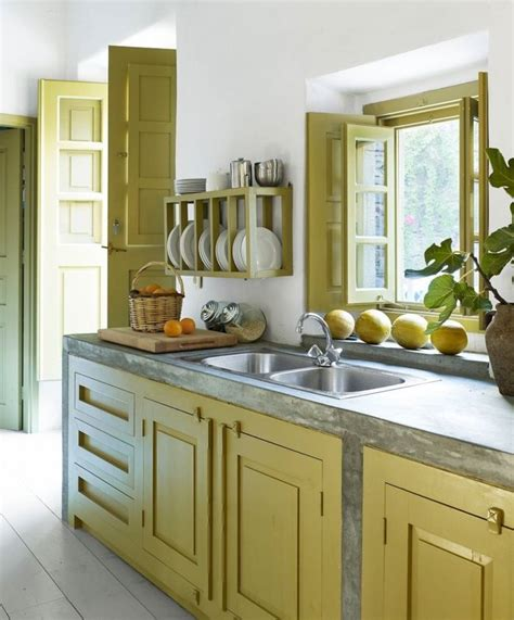 ideas  organizar las cocinas pequenas cocinas