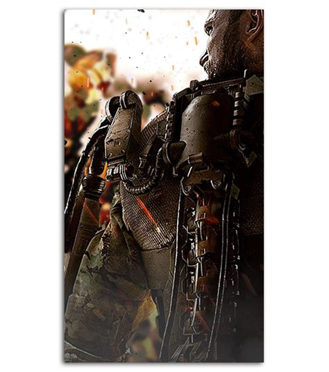 call of duty mobile call of duty advanced warfare hd wallpaper for your mobile