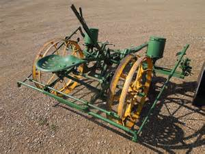 deere 999 2 row planter ludens inc
