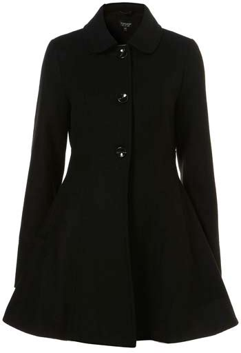 Timesaver Stila Kit by Black Button Skirted Coat 8 Fashionable But Functional