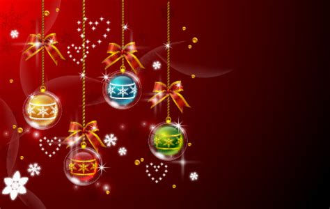 free chrismas vector background free resource for designers