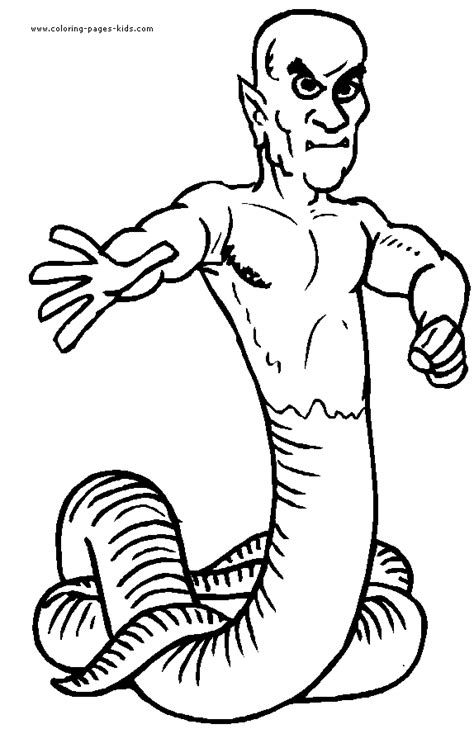 real monsters coloring pages free coloring pages of real monsters 10887