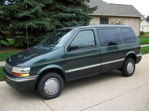 1993 plymouth voyager 1993 plymouth voyager pictures cargurus