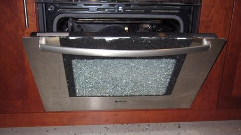 Oven Shattered Glass Door Consumer Concerns About Exploding Oven Door Ctv Vancouver News