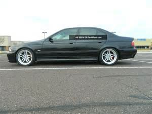 2003 Bmw 540i M Sport 2003 Bmw 540i Factory M Sport Package Black On Black