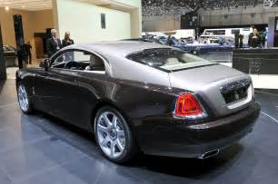 2014 Rolls Royce Wraith 2014 Rolls Royce Wraith Geneva 2013 Photo Gallery Autoblog