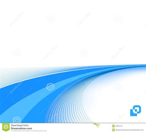 business background template blue business background template stock vector image