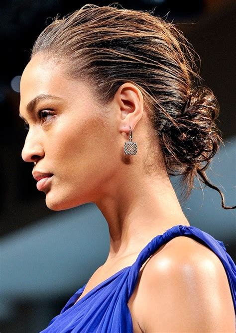 hairstyles wet hair how to style wet hair