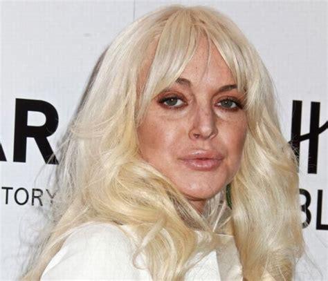 Like Shes Lindsay Lohan lindsay lohan looks so 5 pics