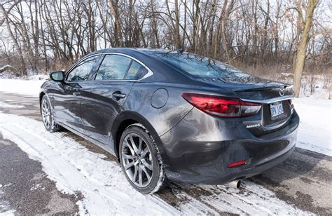 mazda i grand touring review 2017 mazda6 grand touring 95 octane