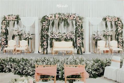 penyedia dekorasi pernikahan sederhana  murah setiap kota  review