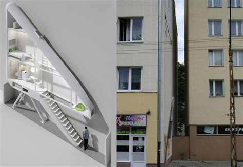 keret house keret house warsaw s narrowest home will be set within