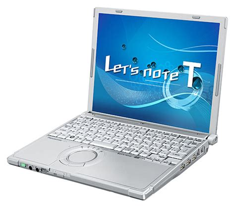 Laptop Panasonic Lets Note Cf S9 ノートパソコン cf t8gw1ajr 商品概要 パソコン panasonic