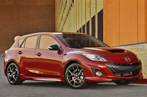 mazda mazdaspeed used 2013 mazda mazdaspeed 3 for sale pricing features