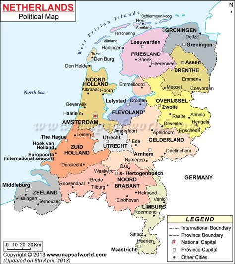 netherlands map and cities map of netherlands with cities search maps