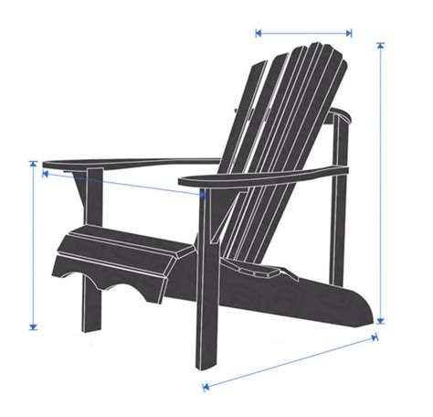 Adirondack Chairs Covers by Adirondack Chair Covers Style 1