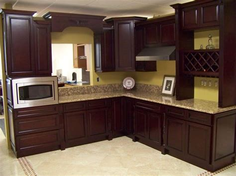 kitchen cabinet finishes ideas best kitchen cabinet color schemes design idea 26418