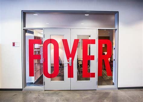 Foyer Program Foyer Program Meet And Greet