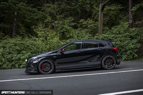 Infinity270 Mercedes A Class W176 Amg Germany Racing Stripes Sticker Kit Decal Hatchback 5 Doors Spk 072 an amg with the jdm touch speedhunters