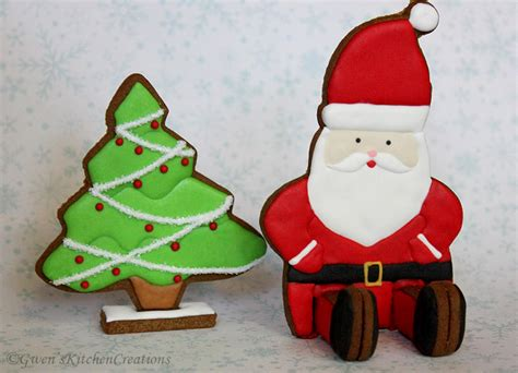 3d christmas tree cookie cutter images