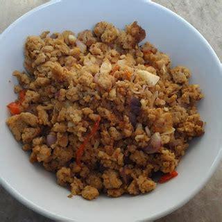 resep cara membuat nasi tutug oncom tasikmalaya asli resto resep dan cara membuat tutug oncom khas tasik jdsk